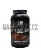 LSP nutrition Massive X weight gainer 1200 g